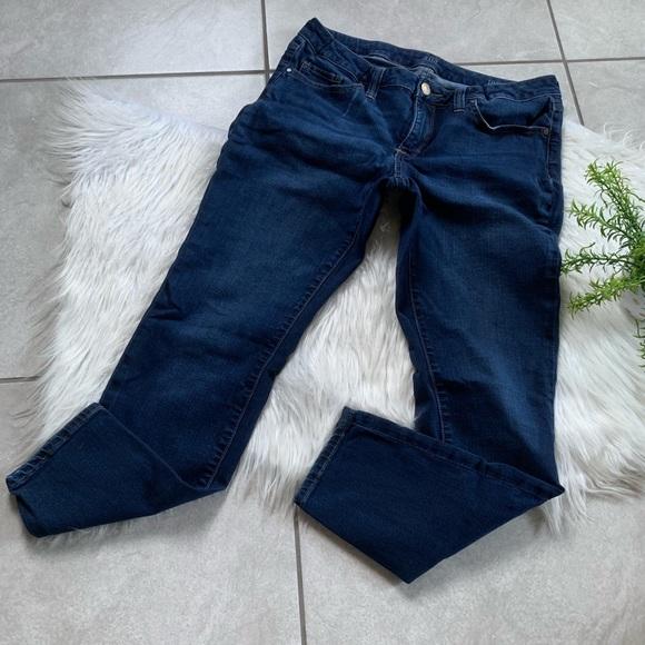 07fa95a9e12c0 a.n.a Denim - a.n.a. Skinny jeans. Size 10